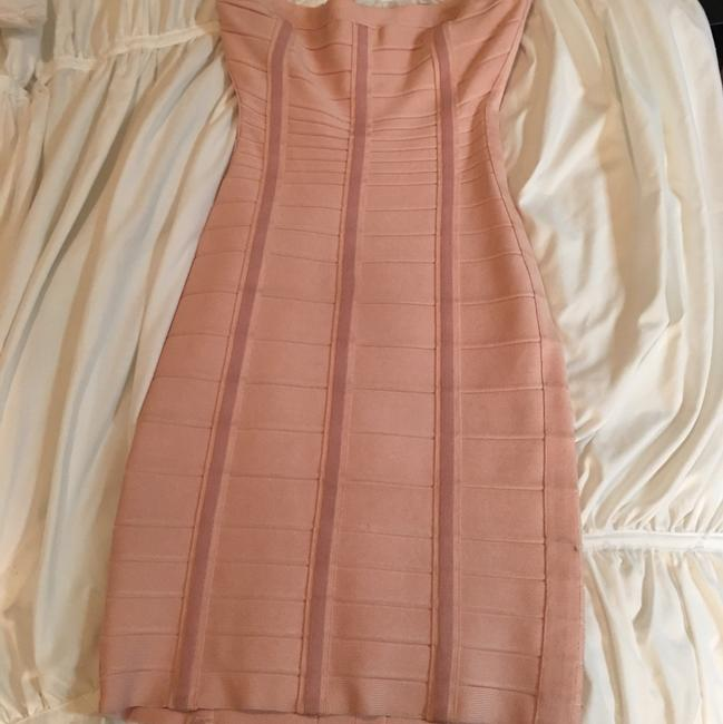 Rose Maxi Dress by Hervé Leger