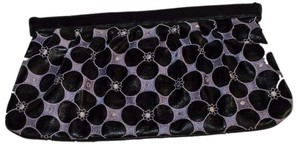 Garrigue & Jarossay & Leather & Lavender / Black Clutch