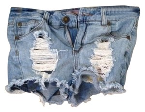Boom Boom Jeans Mini/Short Shorts Denim