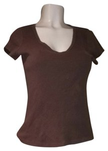 outlaw T Shirt Brown