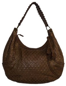 Isabella Fiore Leather Shoulder Bag
