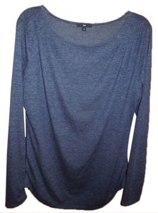 Gap Casual Top blue