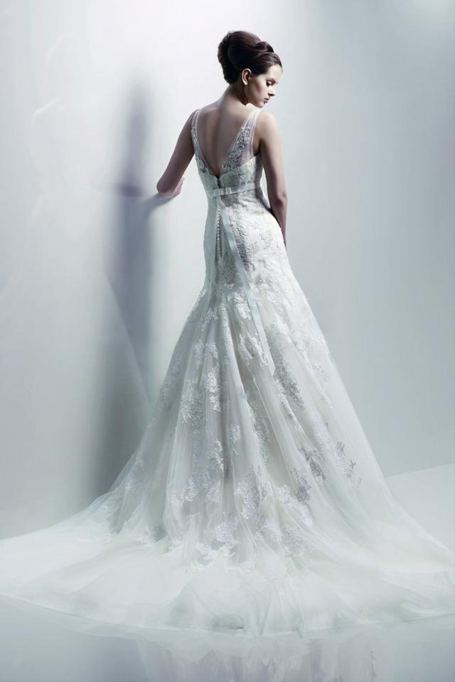 Enzoani Cincinnati Wedding Dress - Tradesy