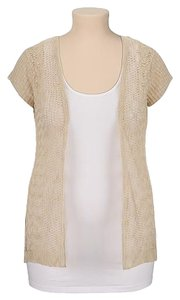 Maurices Top oatmeal brown