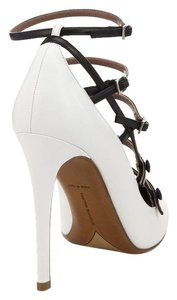 Tabitha Simmons White Pumps