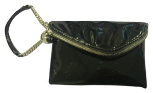 Henri Bendel Black Clutch