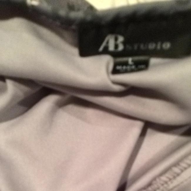 AB Studio Top Grey