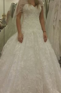 Oleg Cassini 14010451 Wedding Dress