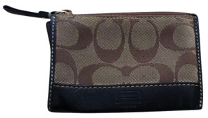 Coach Coach signature change wallet