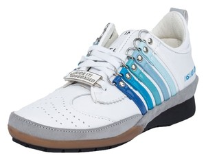Dsquared2 Sneakers Fashion Sneakers Designer Sport 2 White Blue Athletic