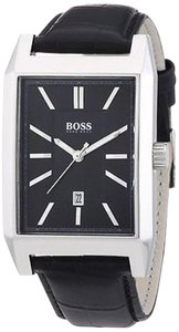 Hugo Boss Hugo Boss Leather Mens Watch 1512915
