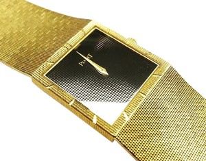 Piaget PIAGET Vintage 18 Karat Yellow Gold Quartz Watch