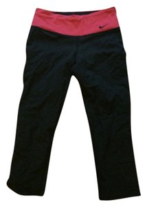 Nike Nike Pink Trim Crop Pants