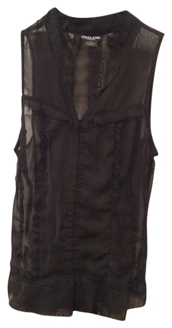 Preload https://item1.tradesy.com/images/guess-blacksheer-night-out-top-size-4-s-898905-0-0.jpg?width=400&height=650