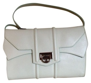 Reece Hudson Mint Modern Edgy Pastel Spring Shoulder Bag
