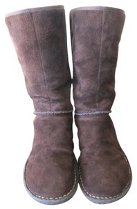 UGG Australia Chocolate (Dark Brown) Boots