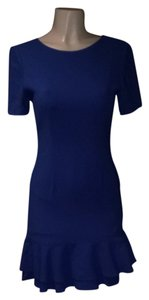 Liz Claiborne short dress Blue on Tradesy
