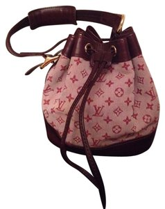 Louis Vuitton Satchel in Cherry