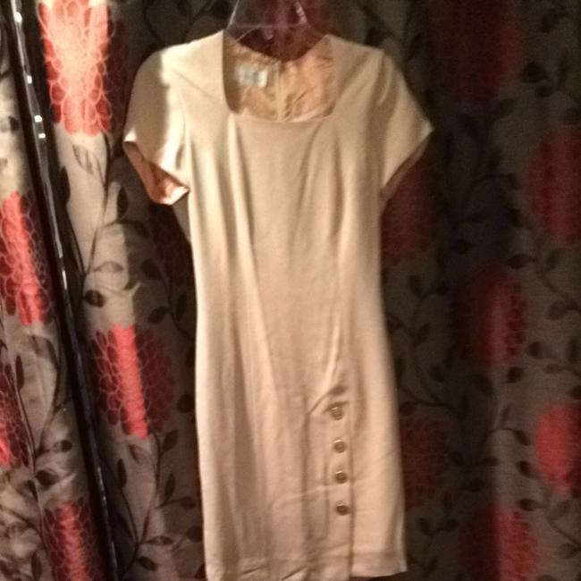 Liz Claiborne short dress Tan on Tradesy