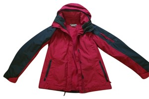 Columbia Sportswear Company Water-repellant Raincoat