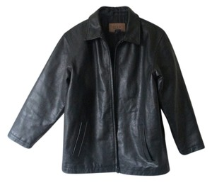 Gap Leather Geniune Leather Jacket