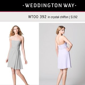 Wtoo Silver Style Number 392 Dress