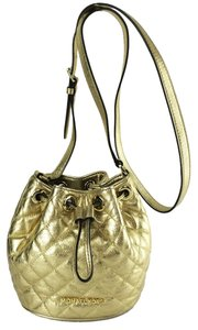 MICHAEL Michael Kors Jules Drawstring Quilted Bucket Cross Body Bag
