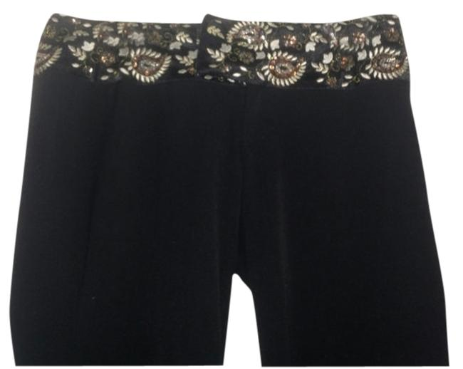 Guess By Marciano Boot Cut Pants black