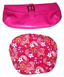 Bath and Body Works Pink And Red Clutch