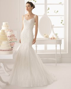 Aire Barcelona 628 Alfaro Wedding Dress
