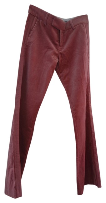 Preload https://item4.tradesy.com/images/juicy-couture-coralpink-velvet-size-6-s-28-899433-0-0.jpg?width=400&height=650
