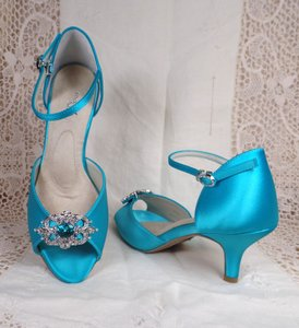 Angela Nuran Deco Wedding Shoes