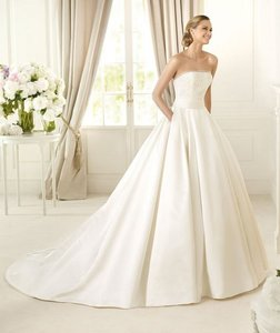 Pronovias Dalamo Wedding Dress