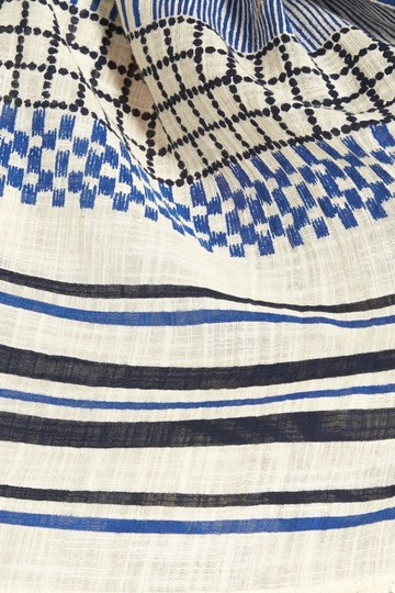 Madewell New! Madewell Mix Up Patchwork Scarf Image 1