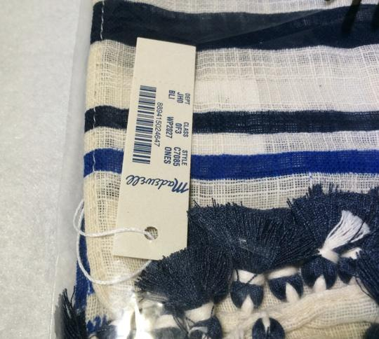 Madewell New! Madewell Mix Up Patchwork Scarf Image 2