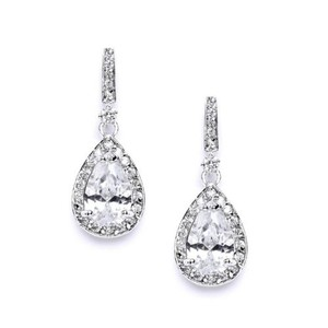 Petit Crystal Bridal Earrings