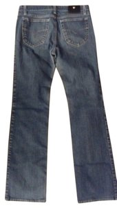 Versace Straight Leg Jeans-Medium Wash