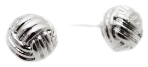 Kate Spade Kate Spade New York Know The Ropes Silver Tone Studs