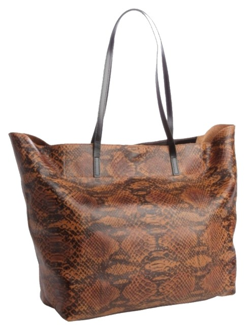 Item - Sunday Brown Leather Tote