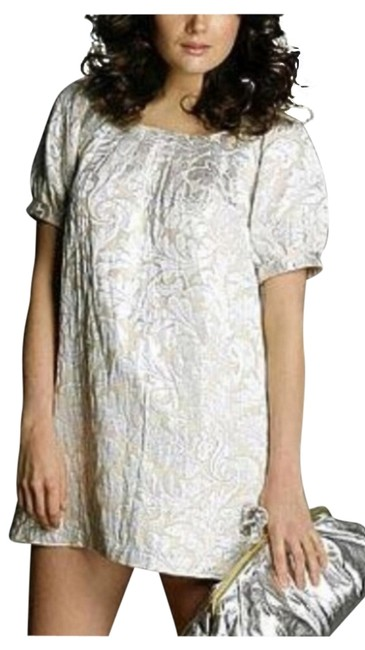 Preload https://item4.tradesy.com/images/tibi-gold-and-silver-brocade-mini-night-out-dress-size-8-m-899853-0-0.jpg?width=400&height=650