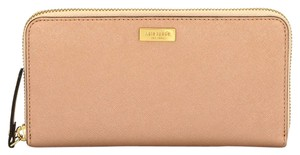 Kate Spade Kate Spade New York Rose Gold Newbury Lane Neda Wallet