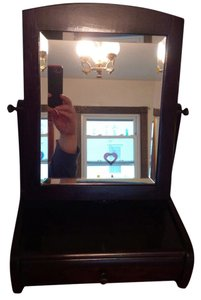 Vanity Mirror Jewelry Holder ~ Nice quality