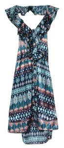 Chesley short dress multicolor on Tradesy