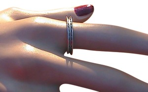 Sterling Silver Band Ring (#117)