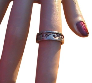 Other Sterling Silver Band Ring (#123)
