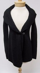 Vince Womens Long Sleeve Cardigan Sweater