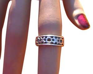 Other XOXO Sterling Silver Band Ring (#133)