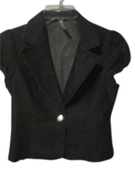 A'GACI Denim Blazer