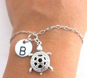Fashion Jewelry For Everyone Turtle Bracelet Sea Turtle Jewelry Turtle Charm Bracelet Animal Bracelet