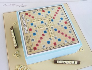 Scrabble Boards And Pieces